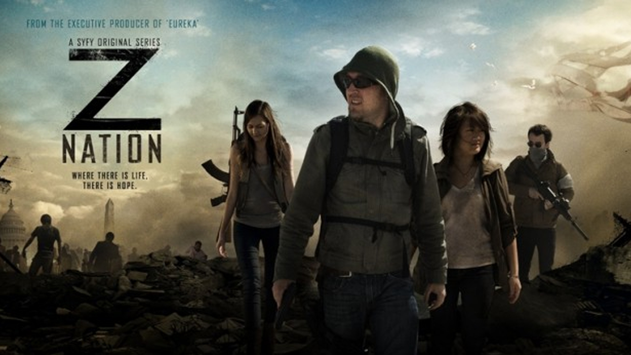 Z Nation Brings Zombie Survival to Syfy