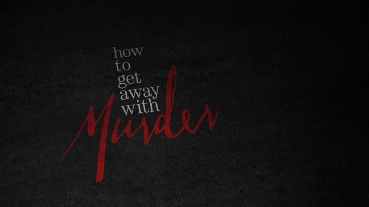 How to get away with murder season 1 cast poster