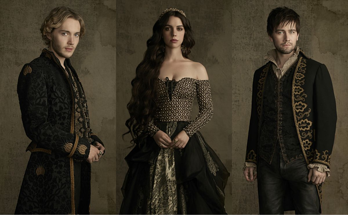 Reign Season 2 Cast Promotional Photos Revealed