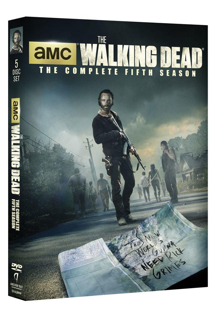 Walking dead season 5 netflix release date in Brisbane