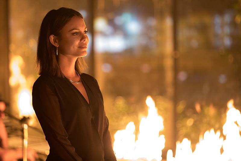 "Image result for The Vampire Diaries 8x06 ""Detoured On Some Random Backwoods Path to Hell"""