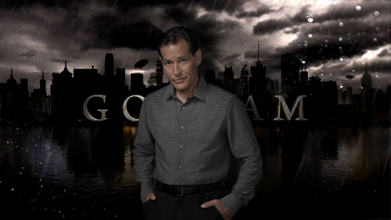 Image result for gotham  james remar